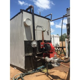 3 MW, East Coast Steam, Water tube, Boiler