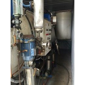Cleaver Brooks, 1250 kw second hand boiler