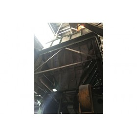Over head or in ground solid fuel hoppers