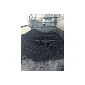 Walking floors for coal, wood chip or waste product
