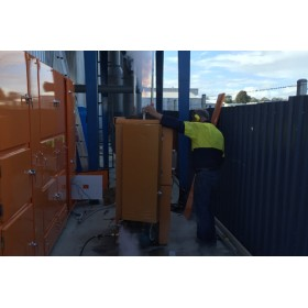 160 KW Simons Electric Boiler