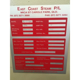 East Coast Steam 500kw second hand