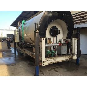 4 MW Trevor wet back, Fire tube, Steam Boiler