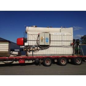 3.5MW, S/H, John Thompson, Water tube, Steam Boiler